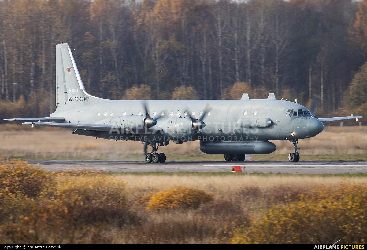 Russia - Air Force RF-93610 aircraft at
