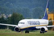 EI-DWG - Ryanair Boeing 737-800 aircraft