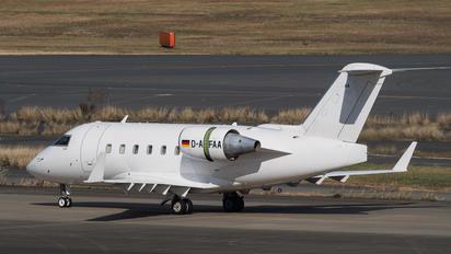 D-AFAA - FAI Rent-A-Jet Bombardier CL-600-2B16 Challenger 604