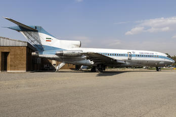 EP-GDS - Iran - Government Boeing 727-100