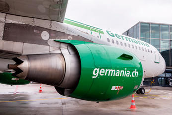 HB-JOI - Germania Airbus A321