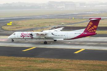 VT-SUO - SpiceJet de Havilland Canada DHC-8-400Q / Bombardier Q400