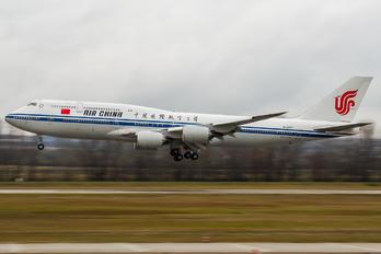 B-2480 - Air China Boeing 747-8