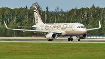 A6-EIV - Etihad Airways Airbus A320 aircraft