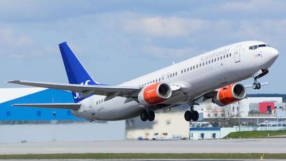 LN-RPL - SAS - Scandinavian Airlines Boeing 737-800