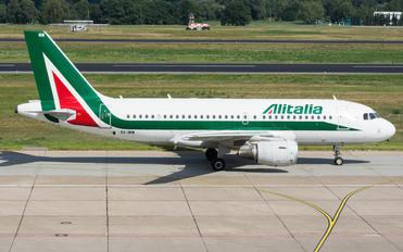 EI-IMW - Alitalia Airbus A319