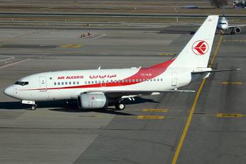 7T-VJU - Air Algerie Boeing 737-600
