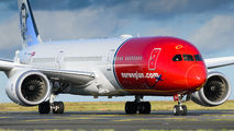 G-CKKL - Norwegian Air UK Boeing 787-9 Dreamliner aircraft