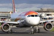 G-EZRD - easyJet Airbus A320 aircraft