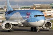 G-FDZY - TUI Airways Boeing 737-800 aircraft
