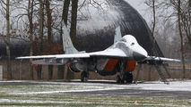 4112 - Poland - Air Force Mikoyan-Gurevich MiG-29G aircraft
