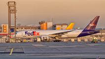 N864FD - FedEx Federal Express Boeing 777F aircraft