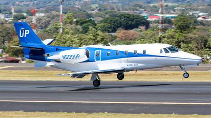 N500UP - Private Cessna 560XL Citation Excel