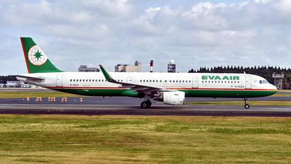 B-16213 - Eva Air Airbus A321