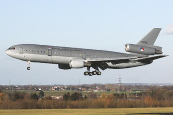 T-255 - Netherlands - Air Force McDonnell Douglas DC-10-30