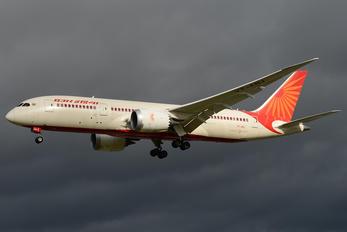 VT-ANJ - Air India Boeing 787-8 Dreamliner