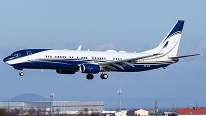 HZ-ATR - Al-Atheer Aviation Boeing 737-900 BBJ3