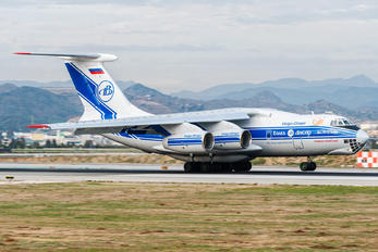 RA-76950 - Volga Dnepr Airlines Ilyushin Il-76 (all models)