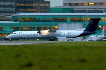 G-ECOI - Flybe de Havilland Canada DHC-8-400Q / Bombardier Q400