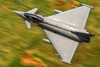 ZJ912 - Royal Air Force Eurofighter Typhoon FGR.4