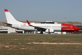 EI-FJP - Norwegian Air International Boeing 737-800