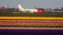 LN-NOR - Norwegian Air Shuttle Boeing 737-800 aircraft