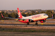 D-ABKN - Air Berlin Boeing 737-800 aircraft