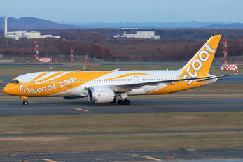 9V-OFD - Scoot Boeing 787-8 Dreamliner