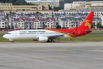 B-5778 - Shenzhen Airlines Boeing 737-800