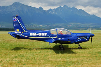 OM-ONT - Private Zlín Aircraft Z-142