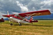 OM-ACA - Air Carpatia Bellanca 8KCAB Decathlon aircraft
