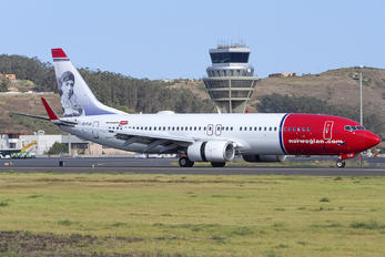 EI-FJA - Norwegian Air International Boeing 737-800
