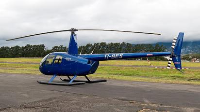 TI-BES - Aerobell Air Charter  Robinson R44 Clipper