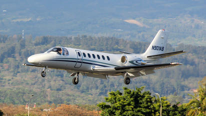 N901AB - Private Cessna 560 Citation V