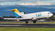 HK-4637 - Lineas Aereas Suramericanas Boeing 727-200/Adv(RE) Super 27 aircraft