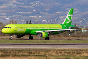 VQ-BQJ - S7 Airlines Airbus A321 aircraft