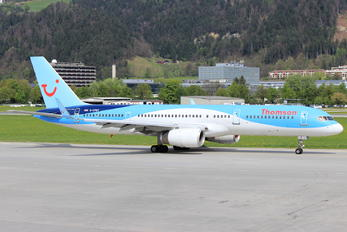 G-CPEV - TUI Airlines UK Boeing 757-200