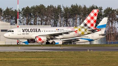 EI-GAU - Volotea Airlines Airbus A319