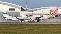 EI-GAU - Volotea Airlines Airbus A319 aircraft