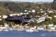 ZK-OJR - Air New Zealand Airbus A320 aircraft