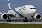 4X-ECB - El Al Israel Airlines Boeing 777-200ER aircraft