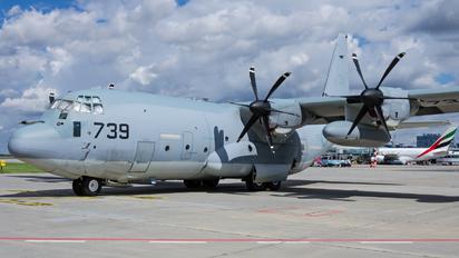 165739 - USA - Marine Corps Lockheed KC-130J Hercules