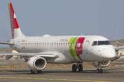 CS-TTX - TAP Express Embraer ERJ-195 (190-200) aircraft