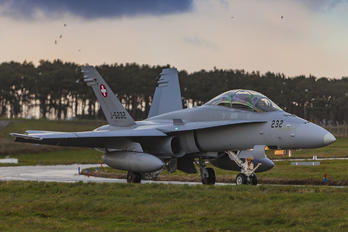 J-5232 - Switzerland - Air Force McDonnell Douglas F/A-18D Hornet