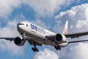 JA732J - ANA - All Nippon Airways Boeing 777-300ER aircraft
