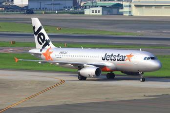JA10JJ - Jetstar Japan Airbus A320