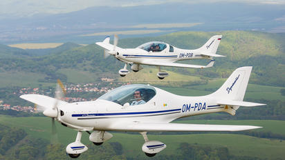 OM-PDA - Aeroklub Prievidza Aerospol WT9 Dynamic