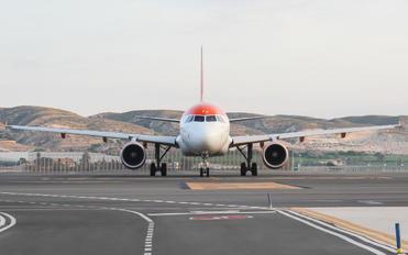 HB-JYJ - easyJet Switzerland Airbus A319