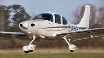 LV-HFP - Private Cirrus SR22 aircraft