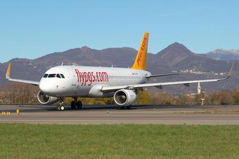 TC-DCD - Pegasus Airbus A320